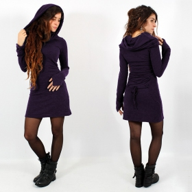 "\""Shaë\\\"" pullover dress, Purple"