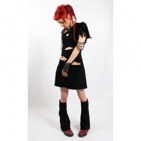 "Shaman Dress \""Lindy\"", Black"