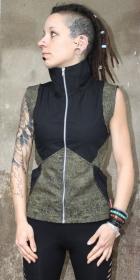 """Shaman jacket \\\""""anity\\\"""", black"""
