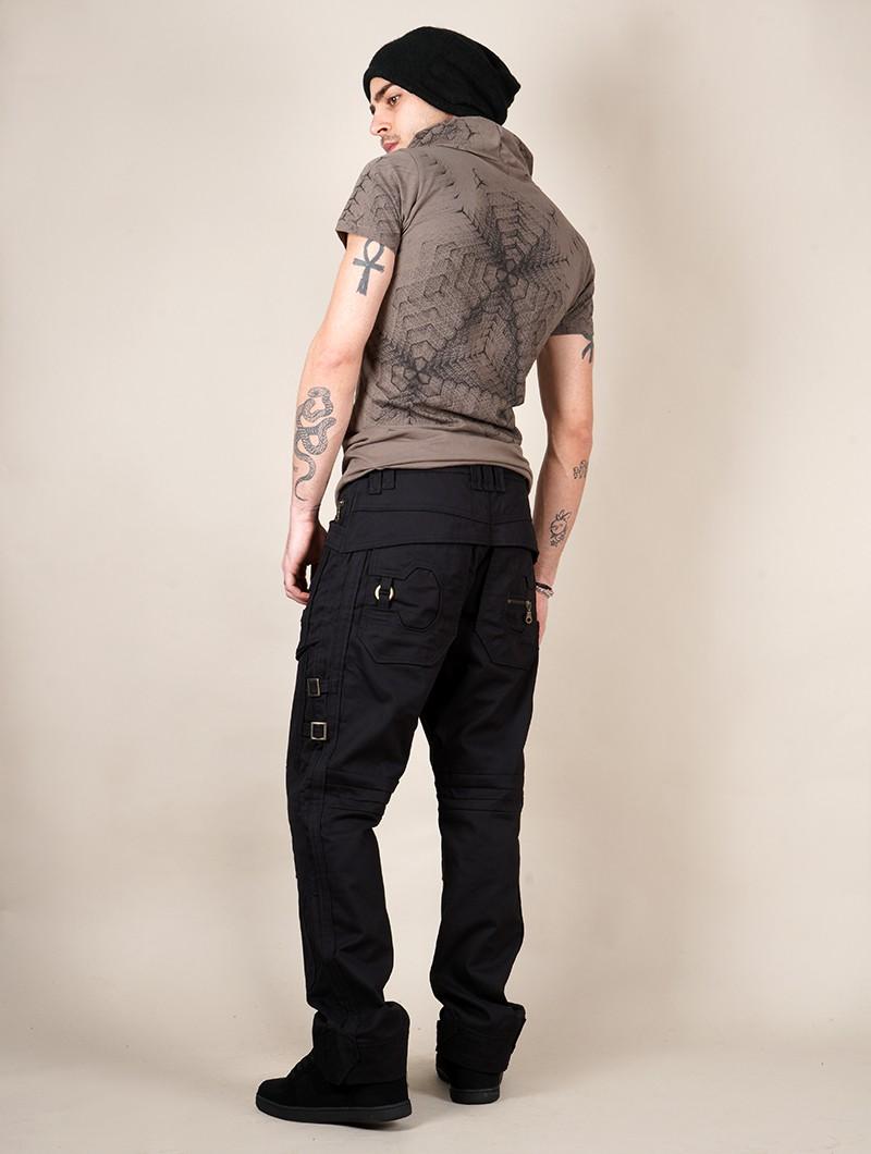 Sherlock pants, Black