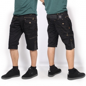 """Shiva\"" shorts, Black"