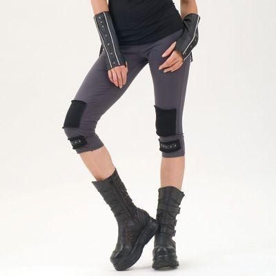 Short leggings, several colors