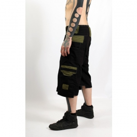 "Short pants  \""trinity\\\"", black - kaki"