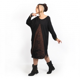 """Shoulder Sugar\"" dress, Black"