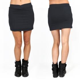 "\""Shüuz\"" skirt, Charcoal"