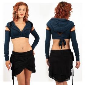 "Skirt \""adrey\"" black"