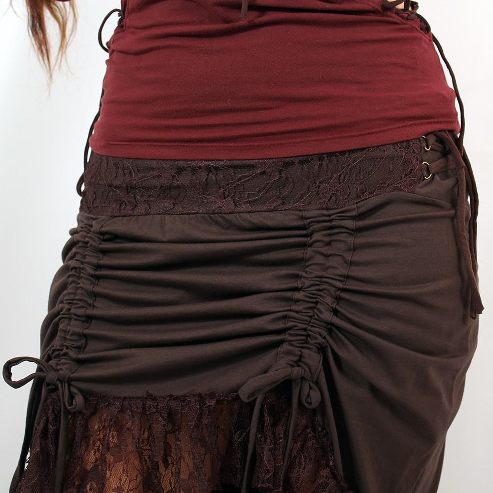 "Skirt \""Malee\"", Brown"