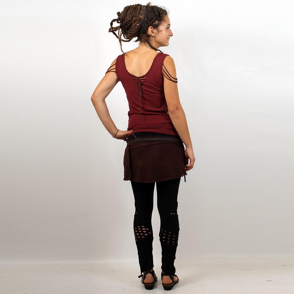 "Skirt \\\""sadananda\\\"", brown"