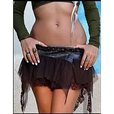 "Skirt liloo \\\""chiba tutu\\\"", chocolate"