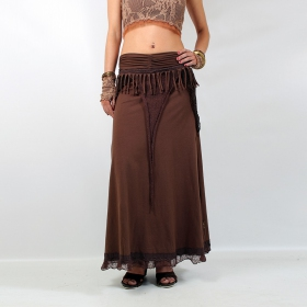 "Skirt Luna ""Nomad\"", Brown"