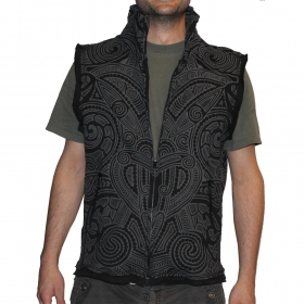 Sleeveless vest gadogado
