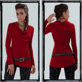 """Soul\"" tunic, Red"