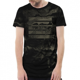 "\""Stone Island\"" t-shirt, Black"