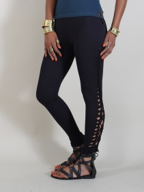 """Swad\"" leggings, Black"