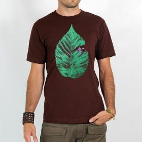 """T-shirt \""""\'leaf\"""""""