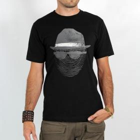 "T-shirt \""anonymous print\"""