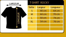 "T-shirt \""code barre suicide\"""