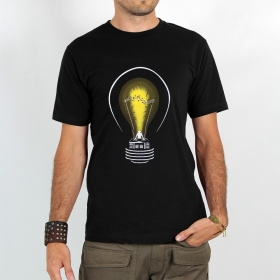 "T-shirt ""dj light\"""