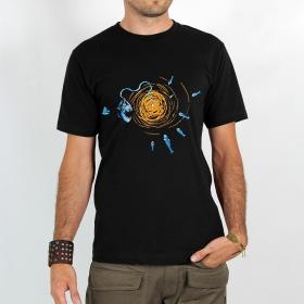 "T-shirt \""fish\"""