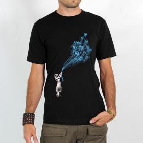 """T-shirt \""""flying medusa\"""""""