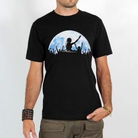 "T-shirt \""full moon\"""