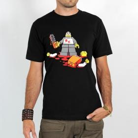 "T-shirt \""lego killer\"""