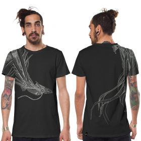 "T-shirt \\\""phoenix\\\"""