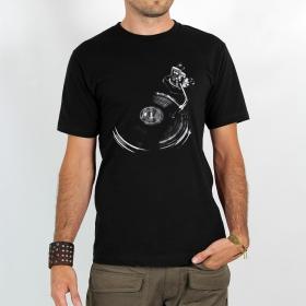 """T-shirt \""""play record\"""""""