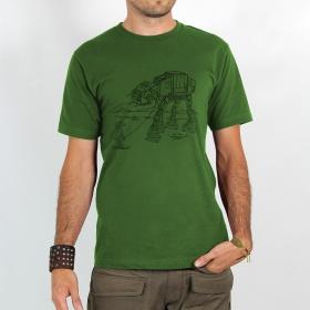 """T-shirt \""""star wars robot pet\"""""""