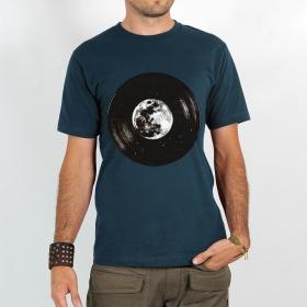 "T-shirt \""vinyl planet\"""