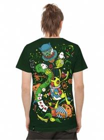 T-shirt PlazmaLab \\\