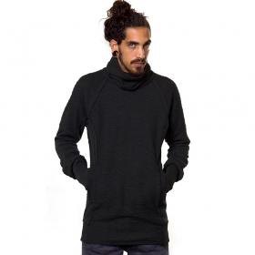 "\\\""Teller\\\"" sweatshirt, Black"