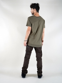 "\""Tenere\"" t-shirt, Olive green"