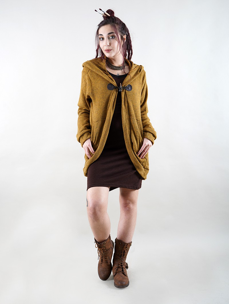 """Thin Shandili\"" cardigan, Rusty"