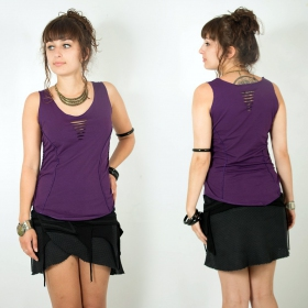 """Top \""""Amaïlo\"""", Purple"""