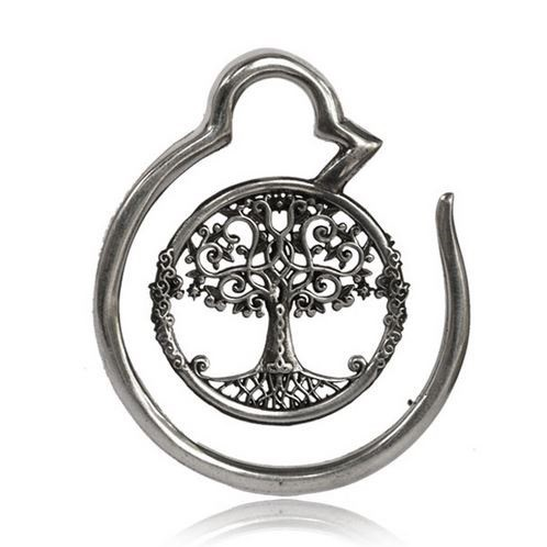 "\\\""Tree of Life Pali\\\"" ear jewel"