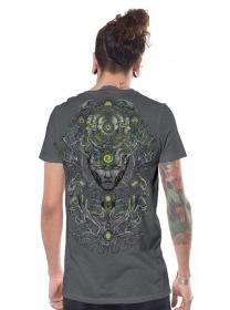 "\""Tree Spirit\"" t-shirt, Grey"