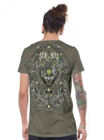"""Tree Spirit\"" t-shirt, Stone"