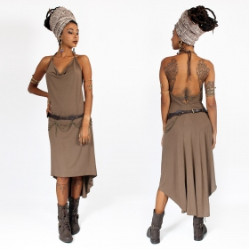 """Trisha\"" dress, Taupe"