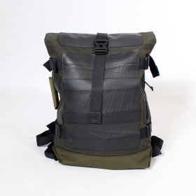 """Troops\"" tire tube bag"