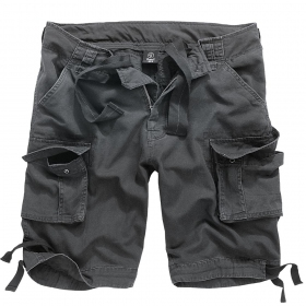 """Urban Legend\"" cargo combat shorts, Anthracite"