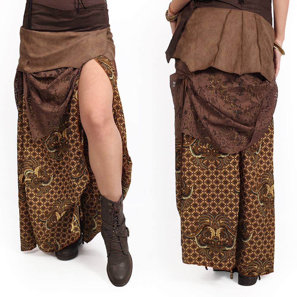""\""""Utopia"""" 3in1 skirt, Brown with camel patterns""1000|1000|?|en|2|0519e2f342247a25f7c7b7a74f911e9a|False|UNLIKELY|0.35805127024650574