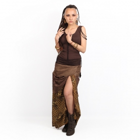 ""\""""Utopia"""" 3in1 skirt, Brown with camel patterns""280|280|?|en|2|fa498f9a84e7d47a58214a51c50b7280|False|UNLIKELY|0.3214440941810608