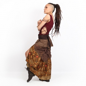 ""\""""Utopia"""" 3in1 skirt, Brown with camel patterns""280|280|?|en|2|672495a099ff4146d2782118fe0fe489|False|UNLIKELY|0.30890214443206787