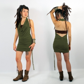 """Vaapas\"" tunic-dress, Khaki"