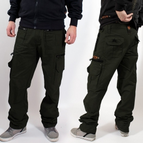 "\\\""Vector\\\"" pants, Dark khaki"