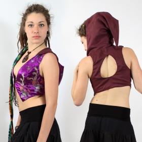 "Vest liloo \\\""pixie\\\"", purple"