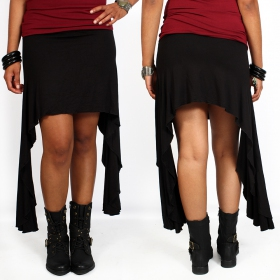 """Vishamata\"" skirt, Black"