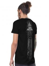 "\""Wayfarer\"" t-shirt, Black"