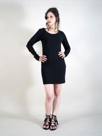 "\""Wild\"" dress, Black"
